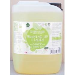 Detergent ecologic pentru spalat vase (5 litri), Biolu