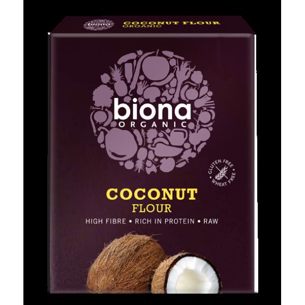Faina de cocos bio (500 grame), Biona