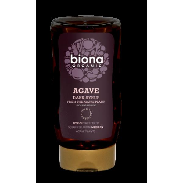 Sirop de agave dark bio (250ml), Biona