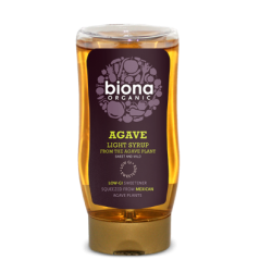 Sirop de agave light bio (250ml), Biona
