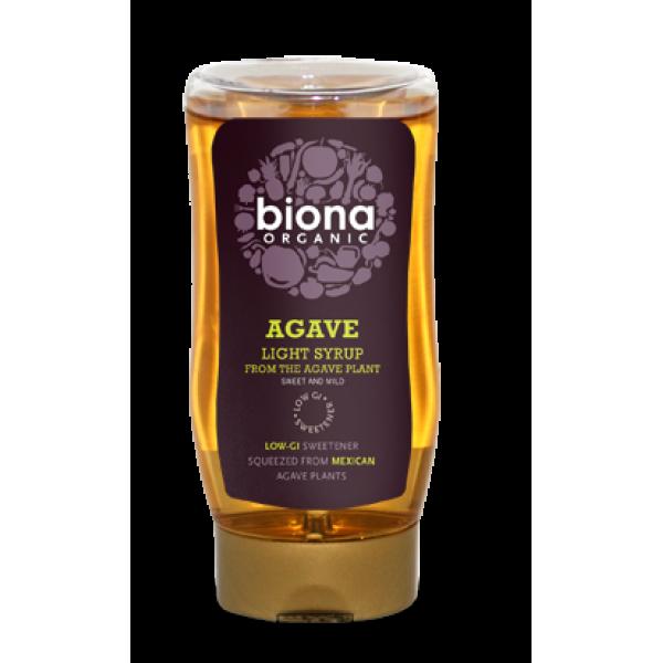 Sirop de agave light bio (250ml), Biona