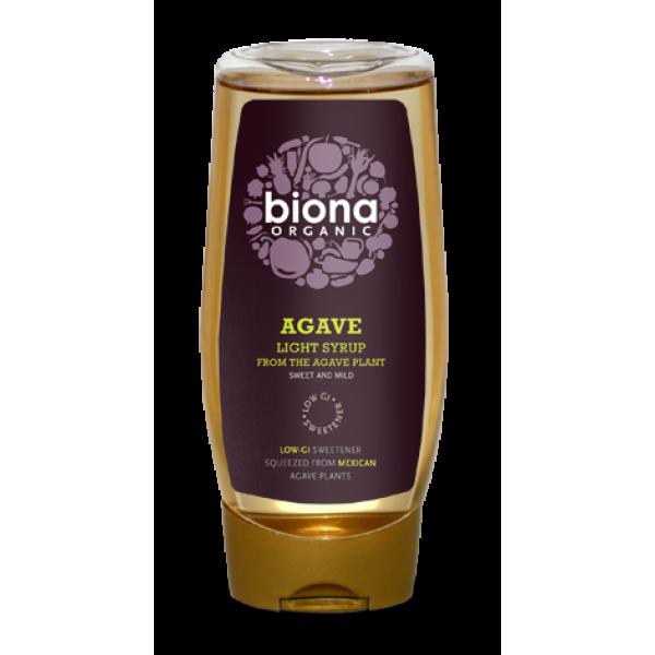 Sirop de agave light bio (500ml), Biona