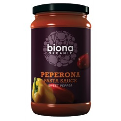 Sos Peperona pentru paste bio (350 grame), Biona