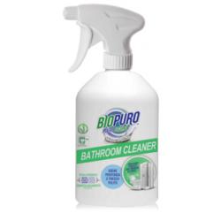Detergent hipoalergen pentru baie bio (500 ml), Biopuro