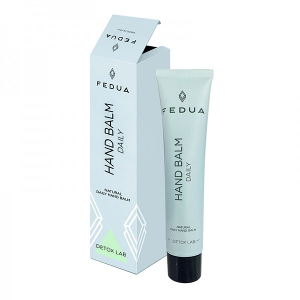 Balsamul hidratant pentru maini Detox (45 ml), Fedua