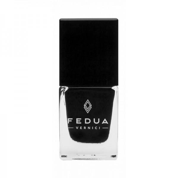 Oja clasica nontoxica Coal Black (11 ml), Fedua