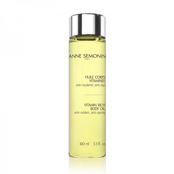 Vitamin Rich Body Oil (100ml), Anne Semonin
