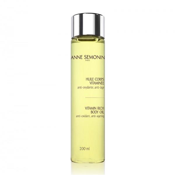 Vitamin Rich Body Oil (200ml), Anne Semonin