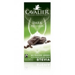 Ciocolata neagra belgiana (85 grame), Cavalier