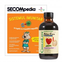 Aller-Care 118,5ml (gust struguri), ChildLife Essentials