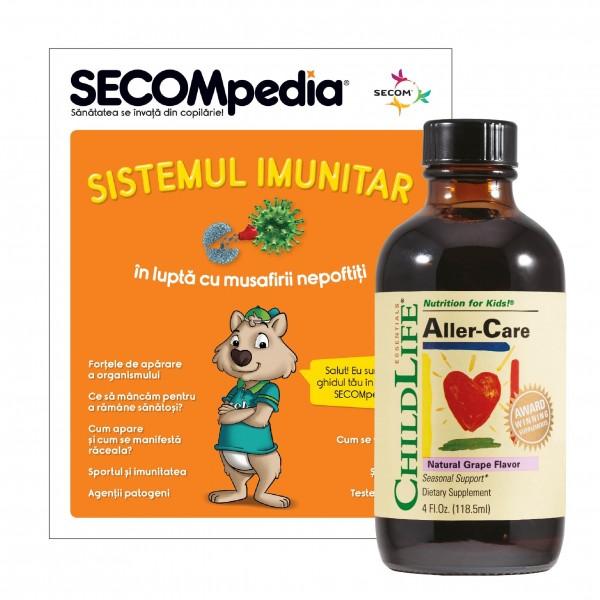Aller-Care 118,5ml (gust struguri)