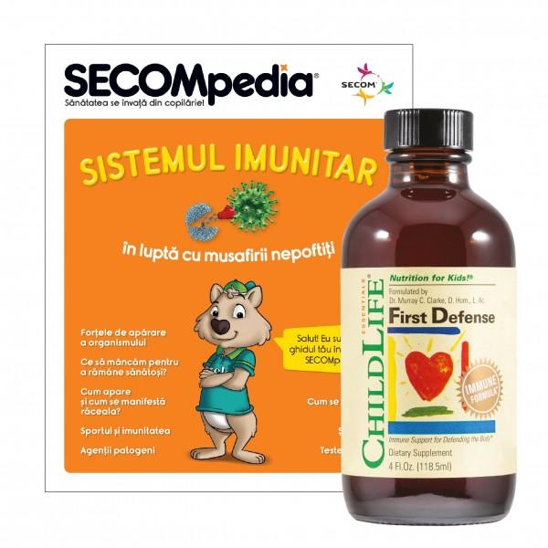 First Defense (118,5ml), ChildLife Essentials