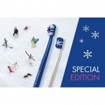 Editie Speciala de Iarna - Duo Pack Blue, Curaprox