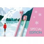 Editie Speciala de Iarna - Duo Pack Pink, Curaprox