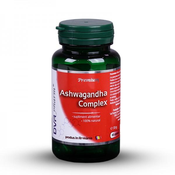 Ashwagandha Complex (60 capsule), DVR Pharm
