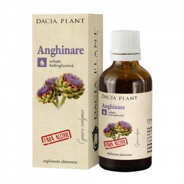 Anghinare tinctura fara alcool (50 ml), Dacia Plant