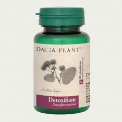 Detoxifiant (60 comprimate), Dacia Plant