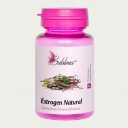 Estrogen natural (60 comprimate), Dacia Plant
