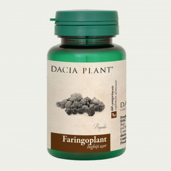 Faringoplant (60 comprimate), Dacia Plant