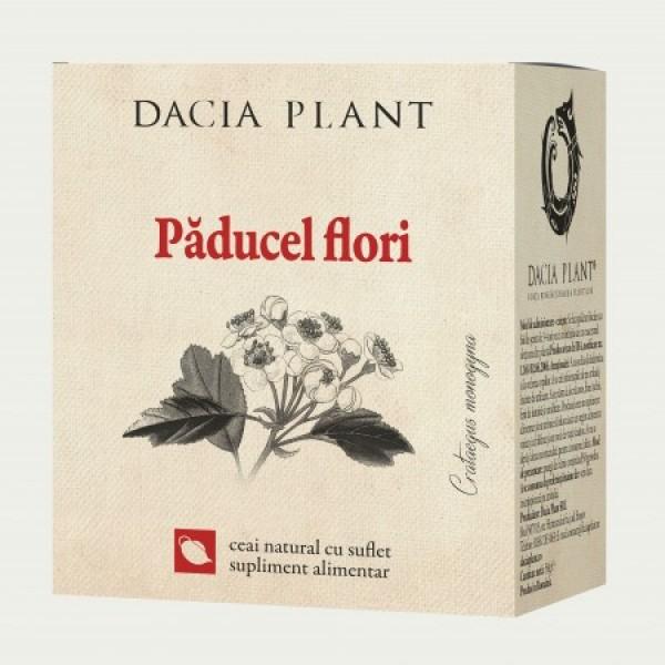 Ceai de paducel (flori) (50 g), Dacia Plant