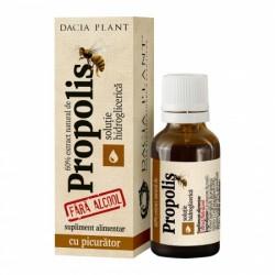 Tinctura de propolis fara aclool ( 20 ml), Dacia Plant