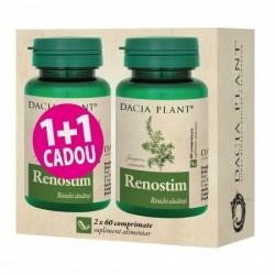 Promo Renostim ( 60 comprimate) 1+1 Gratuit, Dacia Plant