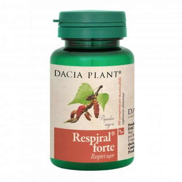 Respiral forte (60 comprimate), Dacia Plant