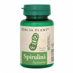 Spirulina (60 comprimate), Dacia Plant