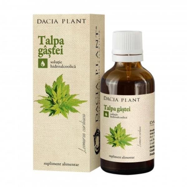 Talpa Gastei tinctura (50 ml), Dacia Plant