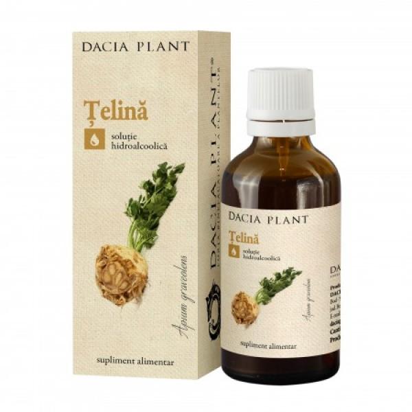 Telina tinctura (50 ml), Dacia Plant