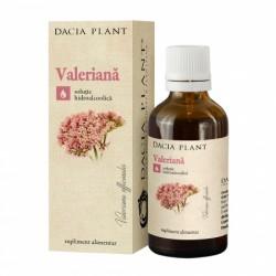 Tinctura de valeriana (50ml), Dacia Plant