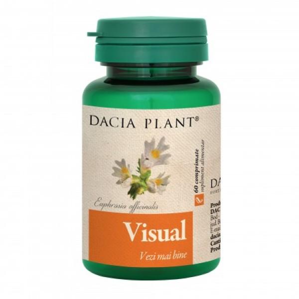 Visual (60 comprimate), Dacia Plant