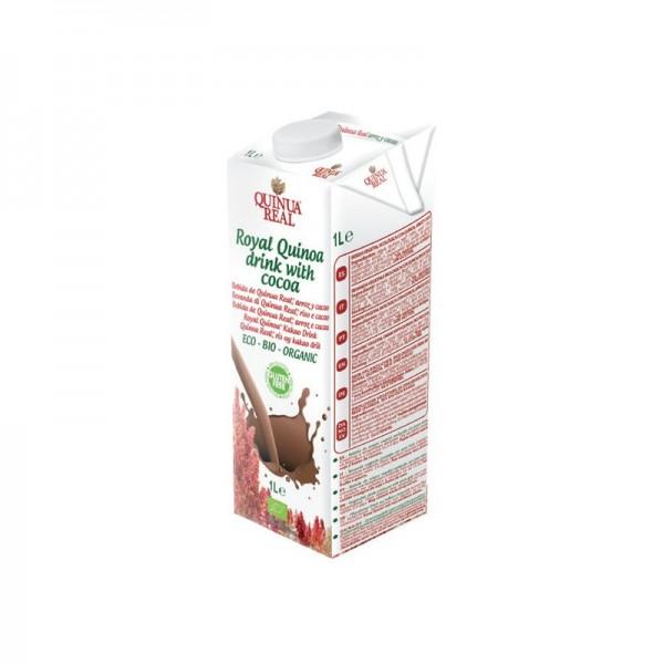 Lapte de quinoa cu cacao (1 litru)