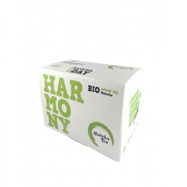 Ceai Matcha Harmony (30 x 2 grame)