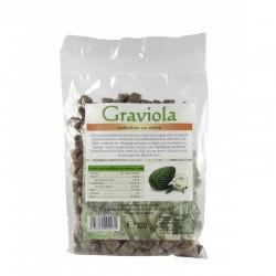 Graviola pulpa si mar cuburi (100 grame)