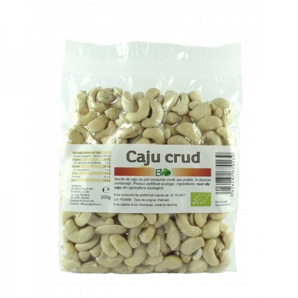 Nuci intregi de caju (200 grame)