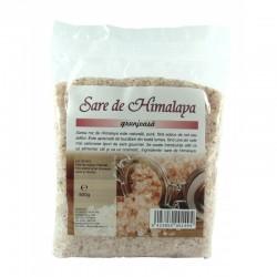 Sare Himalaya de masa grunjoasa (500 grame)