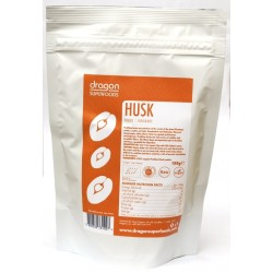 Tarate de psyllium bio (150 grame), Dragon Superfoods
