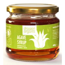 Sirop de agave bio (400 g), Dragon Superfoods
