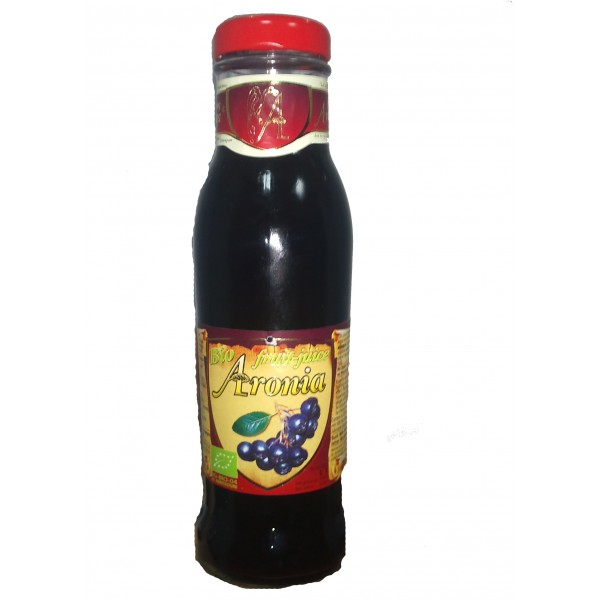 Suc de aronia bio (270 ml), Dragon Superfoods