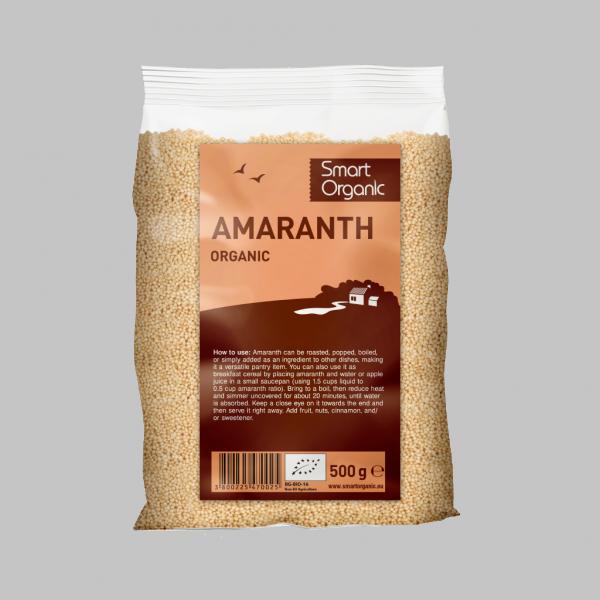 Amaranth bio (500 g), Smart Organic