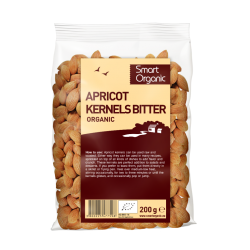 Samburi de caise raw bio (200 grame), Smart Organic