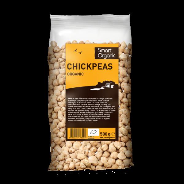 Naut bio (500 g), Smart Organic