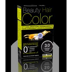 Beauty Hair - Vopsea de par 3 Saten inchis, Eric Favre