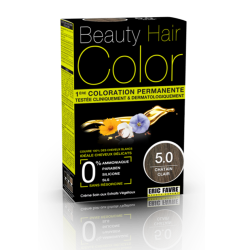 Beauty Hair - Vopsea de par 5 Saten deschis, Eric Favre