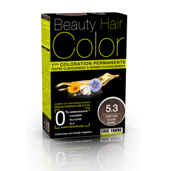 Beauty Hair - Vopsea de par 5.3 Saten Auriu Deschis, Eric Favre