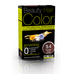 Beauty Hair - Vopsea de par 5.4 Saten Roscat Deschis, Eric Favre