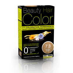 Beauty Hair - Vopsea de par 7.3 Blond Auriu, Eric Favre
