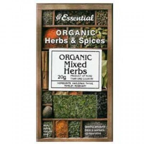 Amestec de ierburi bio (20 grame), Essential