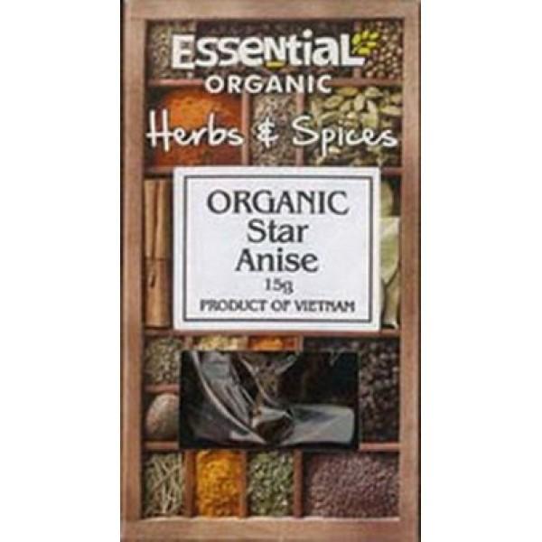 Anason stelat bio (15 grame), Essential